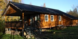 Klubbens hytte