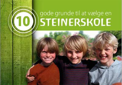 10 gode grunde til at vælge Steinerskolen